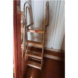 4-Step Dock Ladder w/ Double Rails