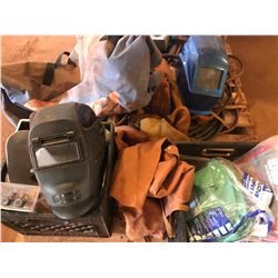 Welding Helmets, Welding Curtain, Extension Cable, etc. (just added 11/18, 9:40am)