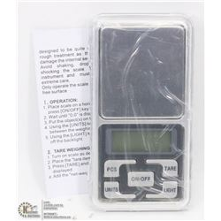 NEW MINI DIGITAL ELECTRONIC POCKET SCALE