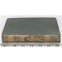 1855 THE PILGRIMS PROGRESS BY JOHN BUNYAN