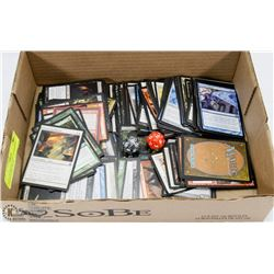 """FLAT OF MAGIC """"THE GATHERING"""" COLLECTOR CARDS"""