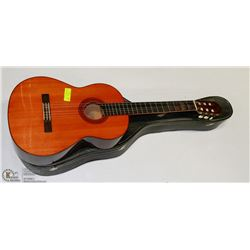 GUITAR YAMAHA G-55 ACOUSTIC CLASSICAL WITH HARD