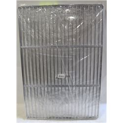 STAINLESS WIRE GRATES - LOT OF 4
