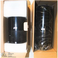 LOT OF 2 NEW MOTION TORQUE HAND SOAP DISPENSERS