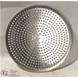 "NEW 13"" PERFORATED PIZZA PAN"
