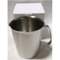 1500ML STAINLESS STEEL GRADUATED MEASURE