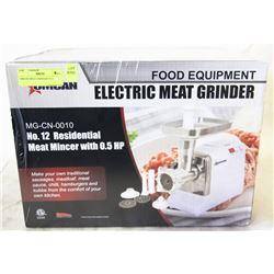 OMCAN MEAT GRINDER NEW