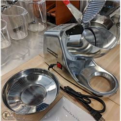 UNIWORLD ELECTRIC ICE CHOPPER/SHAVER