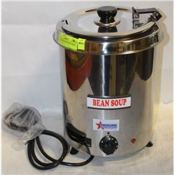 OMCAN 6L S/S SOUP KETTLE WITH LID