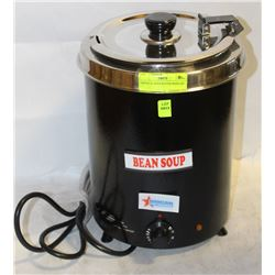 OMCAN 6L SOUP KETTLE WITH LID