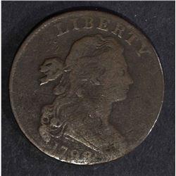 1798 LARGE CENT, F