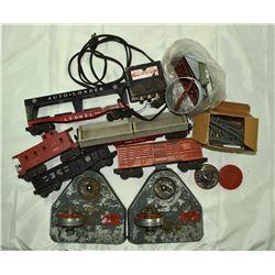 Lionel Train Cars ( 5), Multi-Control, Parts