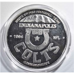 84 INDIANAPOLIS 1st PRO FOOTBALL TEAM