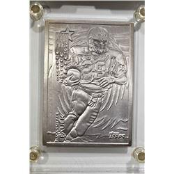 1994 (4.25 ozt .999 SILVER) MARSHALL FAULK