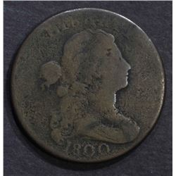 1800 LARGE CENT, GOOD