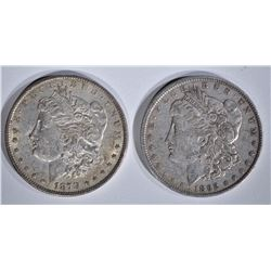 MORGAN DOLLARS: