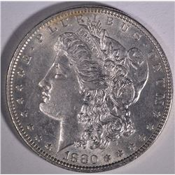 "1880-O MICRO ""O"" MORGAN DOLLAR   BU"