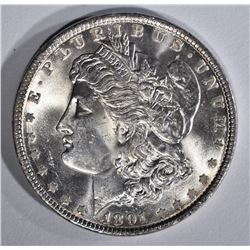 1891 MORGAN DOLLAR GEM BU++