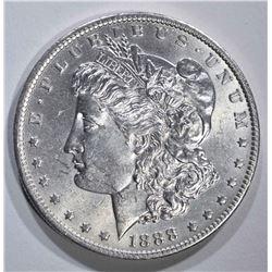 1888-O MORGAN DOLLAR  CH BU+