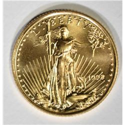 1998 1/10 oz AMERICAN GOLD EAGLE