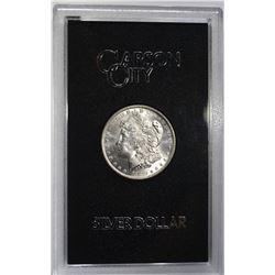 1882-CC GSA MORGAN DOLLAR, CH BU