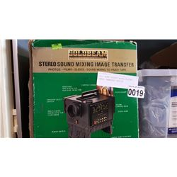 GOLD BEAM STEREO SOUND MIXING IMAGE TRANSFER DEVICE