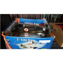 7 INCH TILE SAW