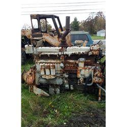 CAT DIESEL 342 ENGINE W PONY MOTOR