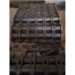 Clark Lima 2400 Dragline silent chain