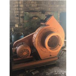 BARR & WRAY INDUSTRIAL BLOWER