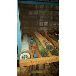 TROUGHING AND RETURN CONVEYOR ROLLERS PARTS