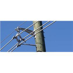 Hendrix 8000 Volt Cable