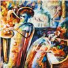 Image 2 : Bottle Jazz III by Afremov, Leonid