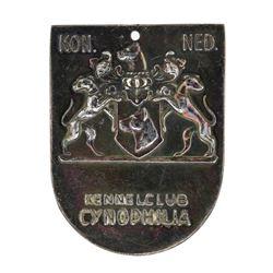 1920 Netherlands Kennel Club Cynophilia Medal