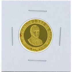 1992 Spain 20000 Pesetas Barcelona Olympics Gold Coin