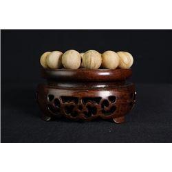 Vietnam Men's Beads Bracelet.