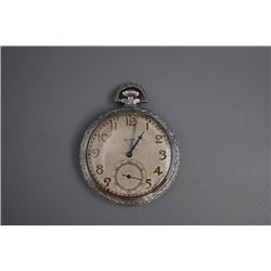 Middle and Late 19th Century Pocket Watch Made in the US.