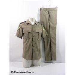 Scream 4  Deputy Hoss (Adam Brody) Movie Costumes