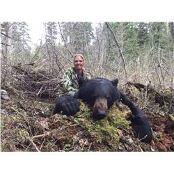 6 Day Black Bear Hunt in the Cariboo Chilcotin