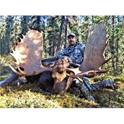 10-Day Western Canadian Moose Hunt