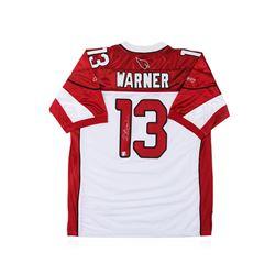 Arizona Cardinals Kurt Warner Autographed Jersey