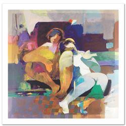 Tender Shoulders by Abrishami, Hessam
