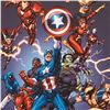Image 2 : Official Handbook: Avengers 2005 by Stan Lee - Marvel Comics