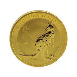 2016 AU$100 Queen Elizabeth Australian Kangaroo Coin