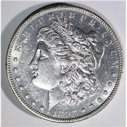 1898-S MORGAN DOLLAR AU/BU