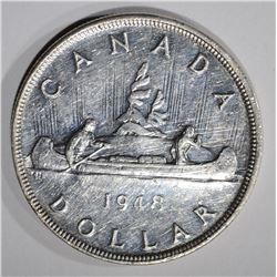 1948 CANADA DOLLAR CH BU++