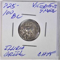 225-100 BC SILVER VICTORIATUS