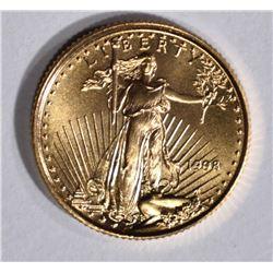1998 1/10 oz AMERICAN GOLD EAGLE