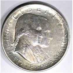 1926 SESQUI COMMEM HALF