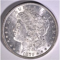 1879 MORGAN DOLLAR CHOICE BU